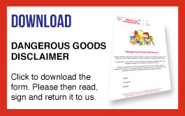 Download Dangerouse Goods Disclaimer form.